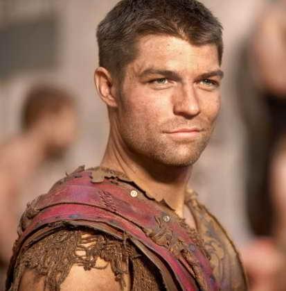 Liam McIntyre in 'Spartacus Vengeance'