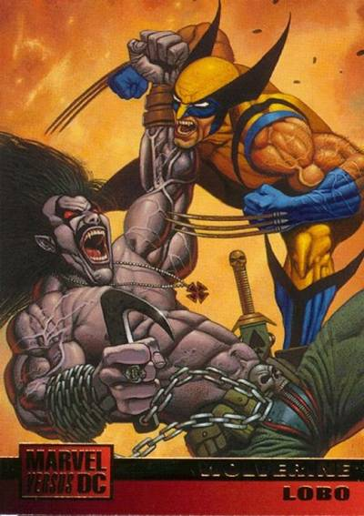 Lobo vs Wolverine