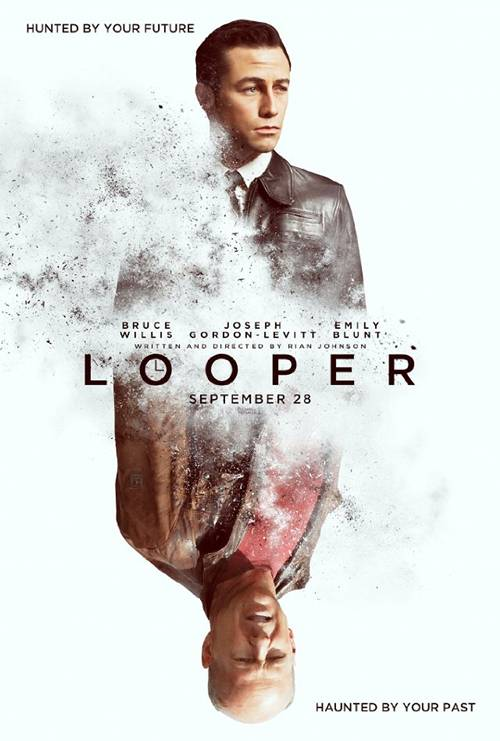'Looper' onesheet