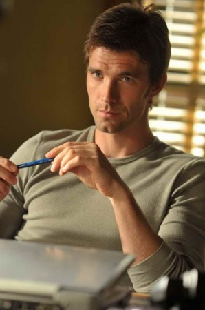Lucas Bryant in 'Haven'