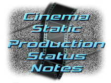 Movie Production News and Notes