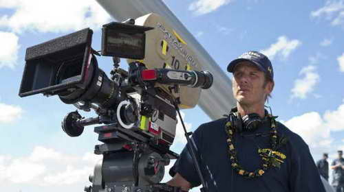 Peter Berg, director of 'Battleship'