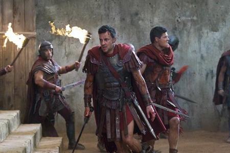 Spartacus Vengeance - Craig Parker