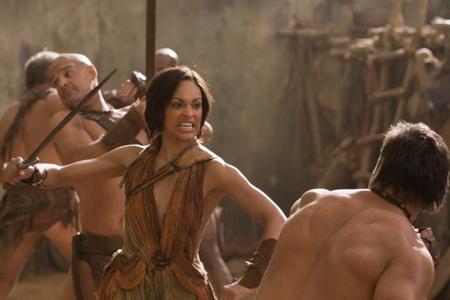 Spartacus Vengeance - Cynthia Addai-Robinson