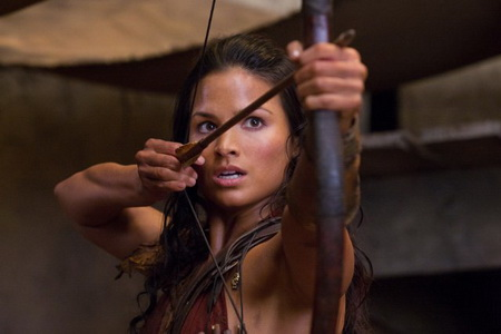 Spartacus Vengeance - Katrina Law