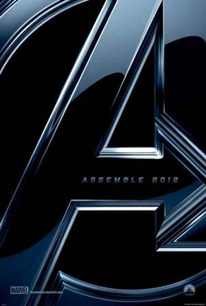 'The Avengers' Logo onesheet