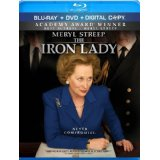 'The Iron Lady' Blu-ray