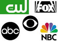 2012-2013 Fall TV Season Network Schedules: ABC, CBS, FOX, NBC, The CW