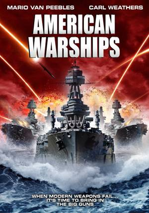 'American Warships' on Syfy, a TV review