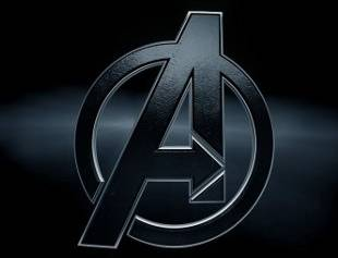 Avengers 'A' Logo from movie looks like A left on the side of Stark Towers