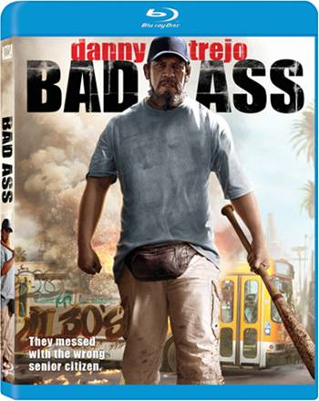 'Bad Ass' on Blu-ray, starring Danny Trejo