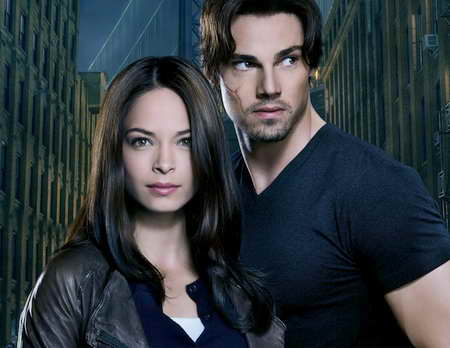 Beauty and the Beast; starring Kristen Kreuk and Jay Ryan
