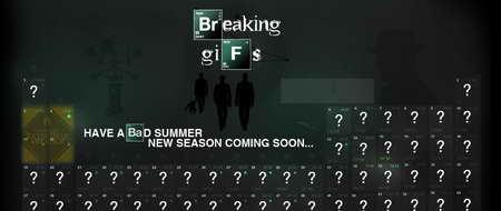 'Breaking Bad' season 5 viral, Breaking Gifs