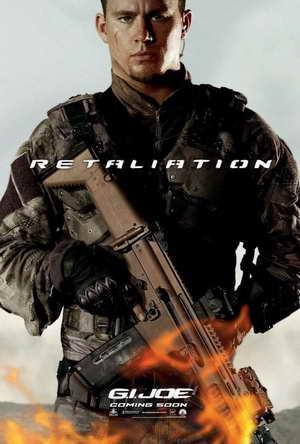 Channing Tatum in G.I. JOE RETALIATION
