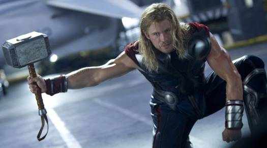 Chris Hemsworth to be in 'Thor 2'