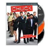 'Chuck,' The fifth season on DVD