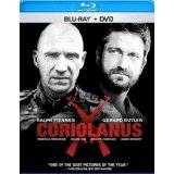 Coriolanus on Blu-ray