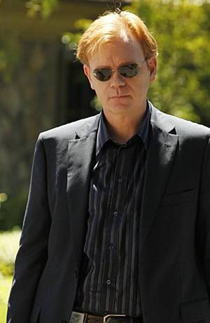 David Caruso in 'CSI: Miami'
