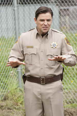 Eureka - Season 5 (Pictured: Kavan Smith as Deputy Andy )