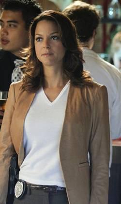 Eva La Rue in 'CSI: Miami'