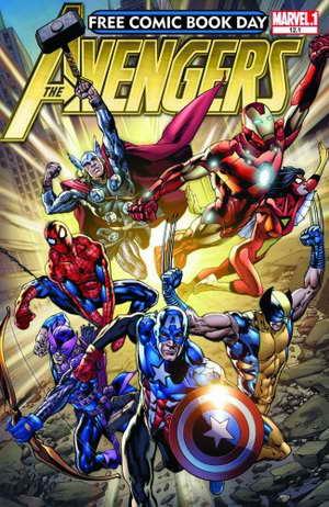 FCBD Marvel Comics and The Avengers