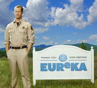 Final Season of EUREKA - Season 5