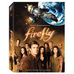 Firefly on DVD