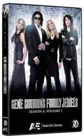 Gene Simmons 6 Vol 1 DVD