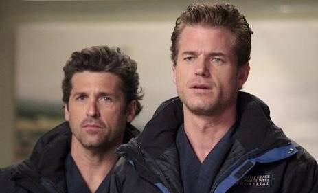Grey's Anatomy Series Finale Review - Patrick Dempsey and Eric Dane pictured