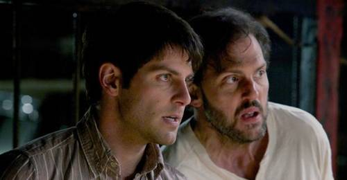 GRIMM season finale review - David Giuntoli & Silas Weir Mitchell