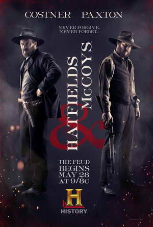 Hatfields & McCoys on the History Channel