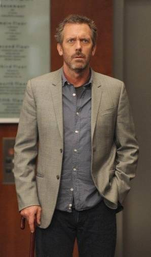 HOUSE series finale review - Hugh Laurie pictured