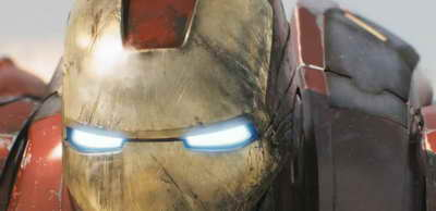 IRON MAN 3 movie news