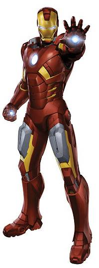 Iron Man from 'The Avengers'