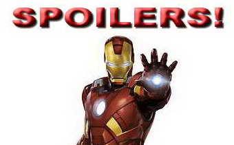 Iron Man SPOILERS warning
