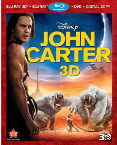 'John Carter' comes to Blu-ray & DVD
