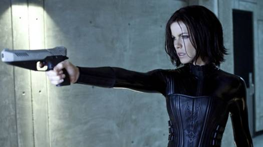 Kate Beckinsale in 'Underworld Awakening,' a movie review