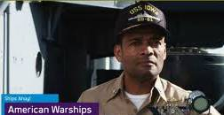 Mario Van Peebles in 'American Warships' on Syfy, a tv review