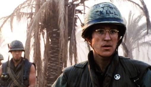 Matthew Modine in 'Full Metal Jacket'