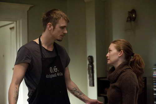 The Killing...  Are Fans Being Jilted?   Mireille Enos and Joel Kinnaman pictured.