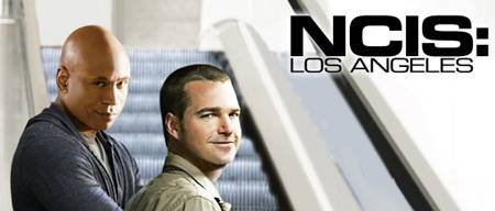 NCIS Los Angeles CBS series logo