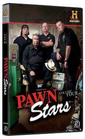 Pawn Stars Vol 4 DVD