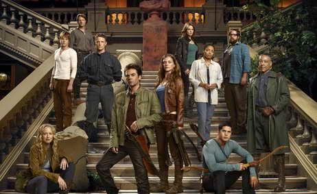 'Revolution' on NBC cast photo