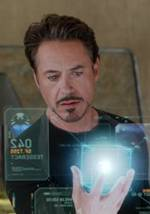 Robert Downey Jr. in 'The Avengers'