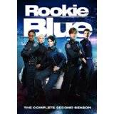 Rookie Blue season two on DVD