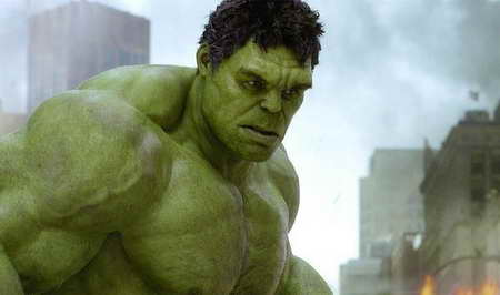 'The Avengers' movie review, The Hulk