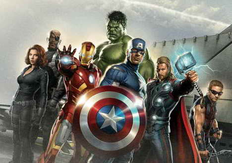 'The Avengers' movie review
