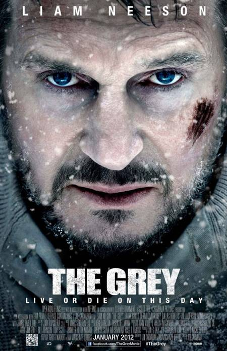 The Grey movie review sarring Liam Neeson