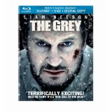 The Grey on Blu-ray