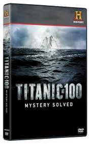 Titanic at 100 DVD